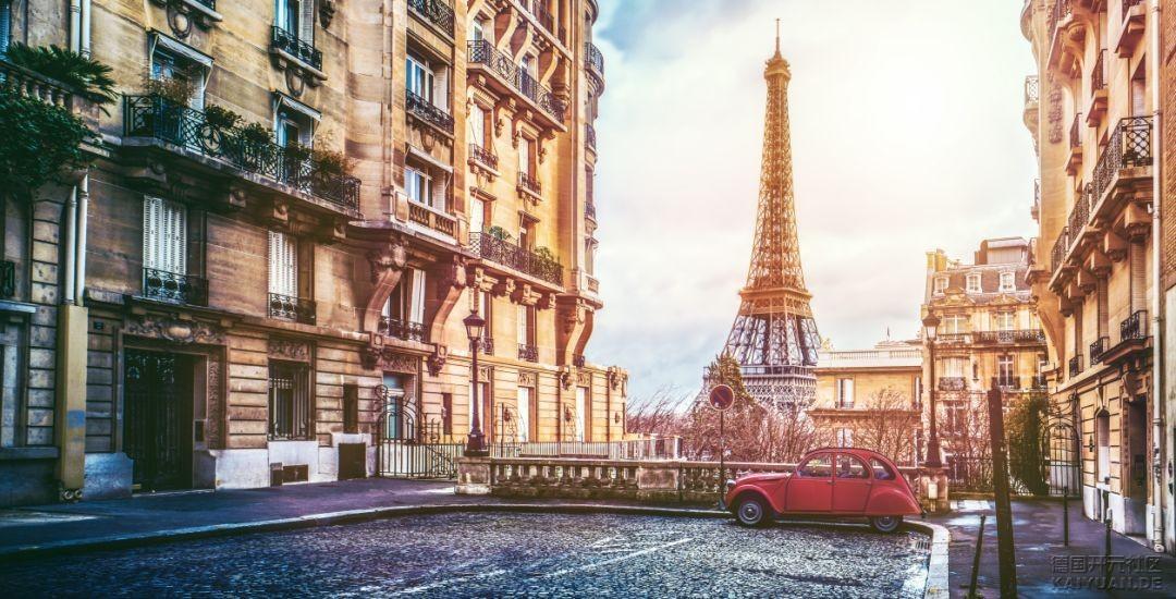 2019欧洲十大旅行目的地揭晓!!你去过了几个?